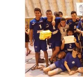 1_2016  160515 M17 garçons champions