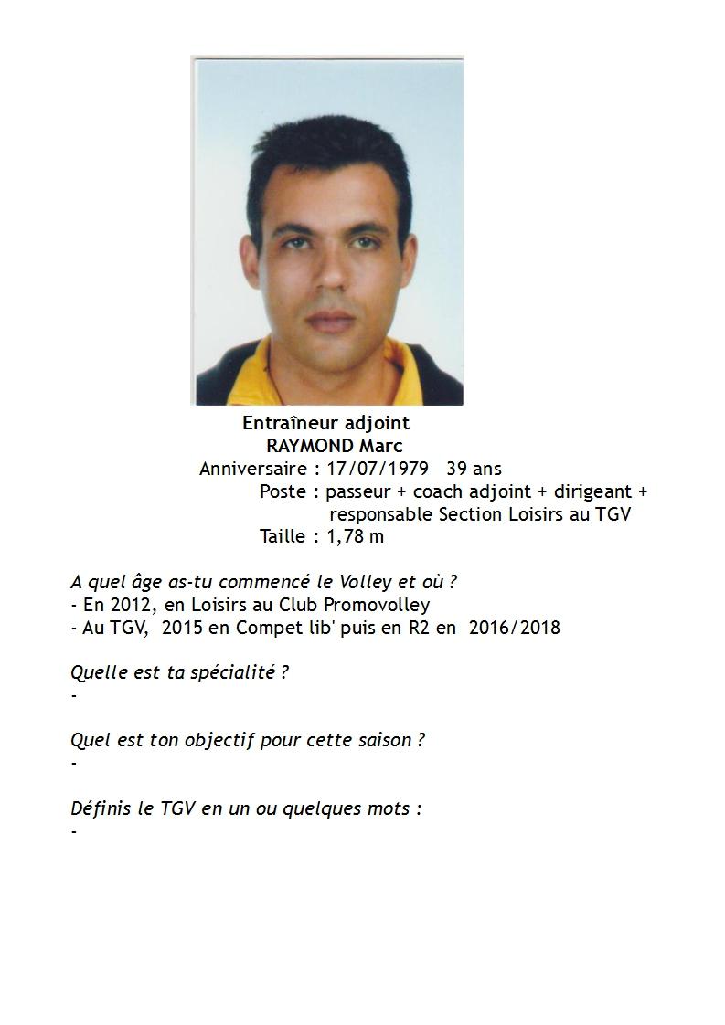 4_4_01 2018-19 00b Marc Raymond entraîneur adjoint R2M